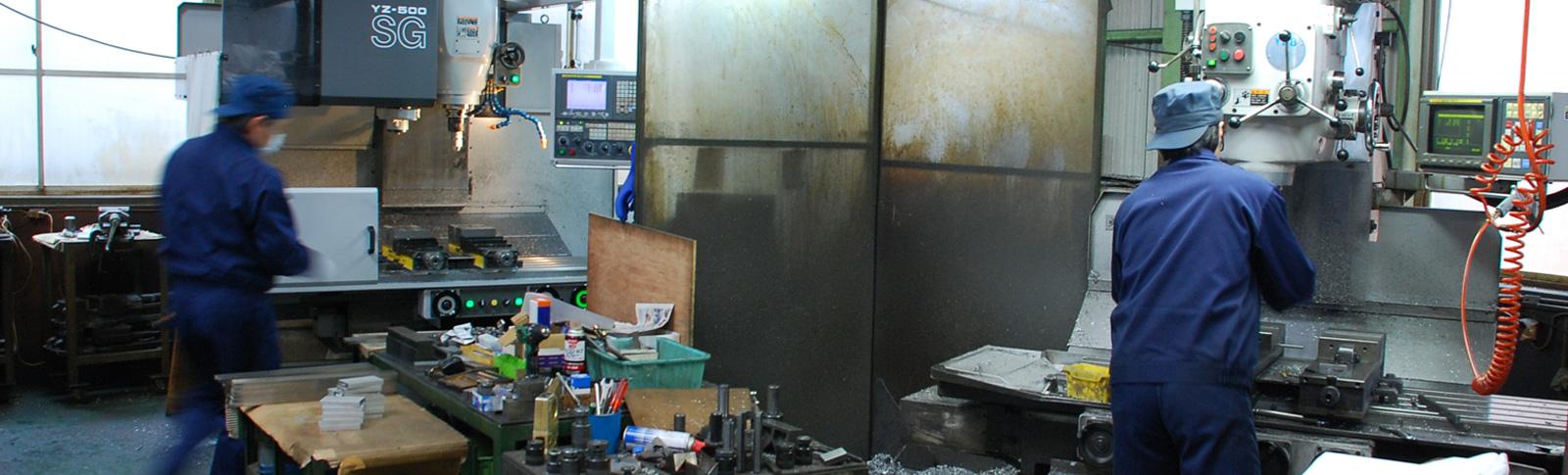 加藤工機イメージ1